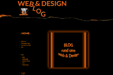Web und Design Blog